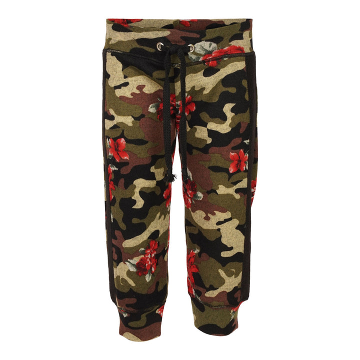 Camo Rose Sweatpant