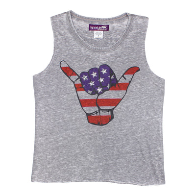 Muscle Tank with Rock On America