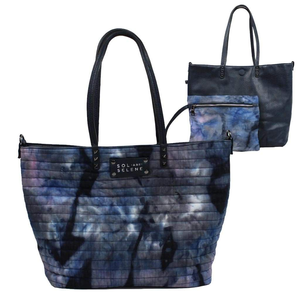 Retail Therapy Reversible Tote Bag