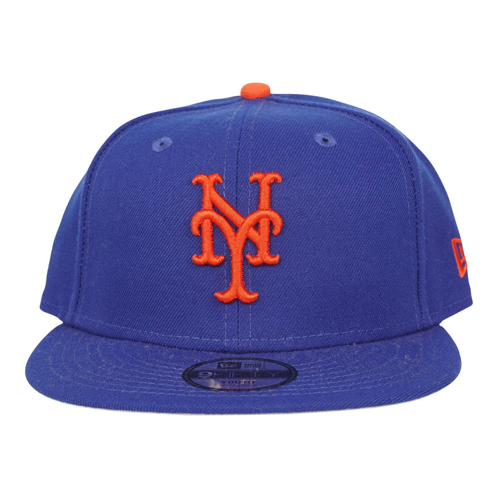 Mets Basic Youth Cap