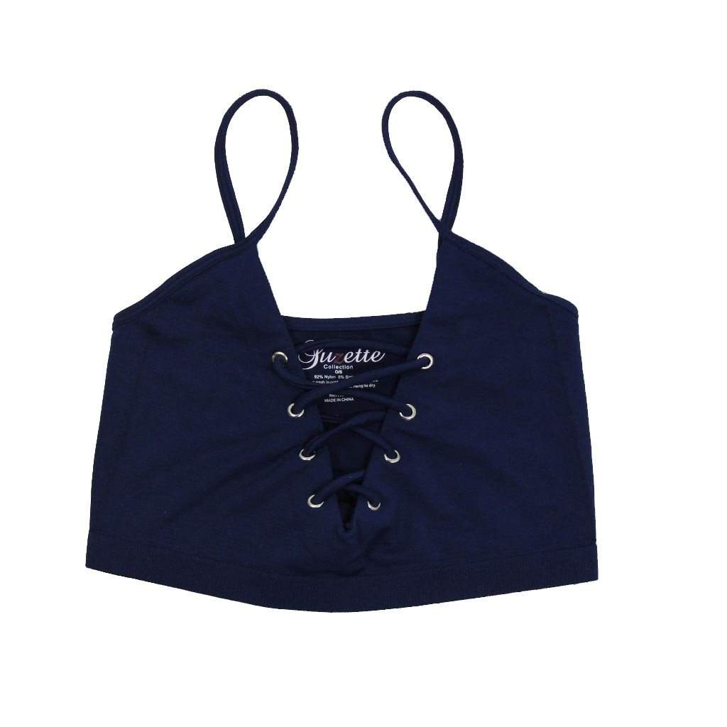 Junior Laced Bralet