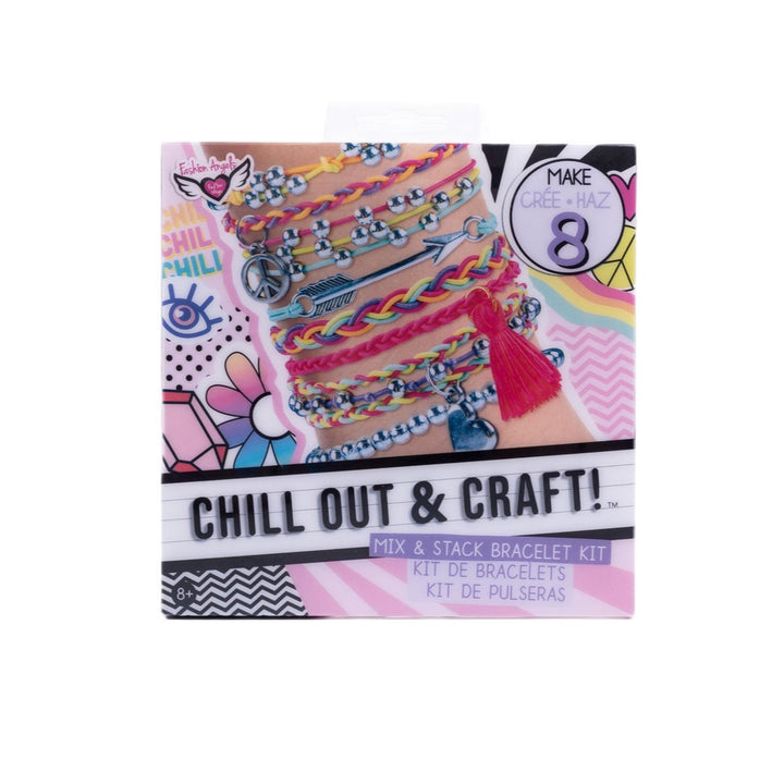Chill Out n Craft Mix Bracelets