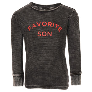 Favorite Son Enzyme Wash Thermal