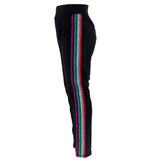 Legging with Glitter Stripe On Side