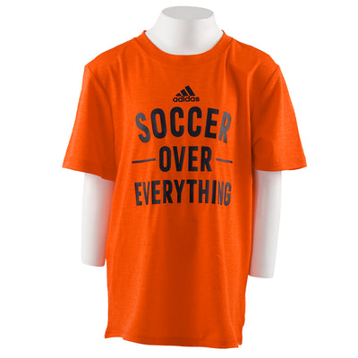 Soccer Over Everything Short Sleeve Tee
