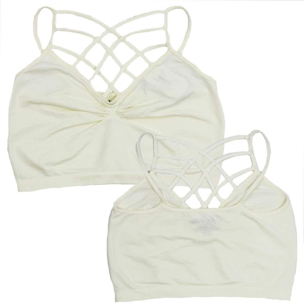 Spider Cage Junior Bralette Crop