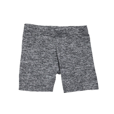 Heathered Bike Short