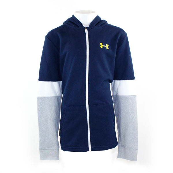 Rival Terry Full Zip Hoody