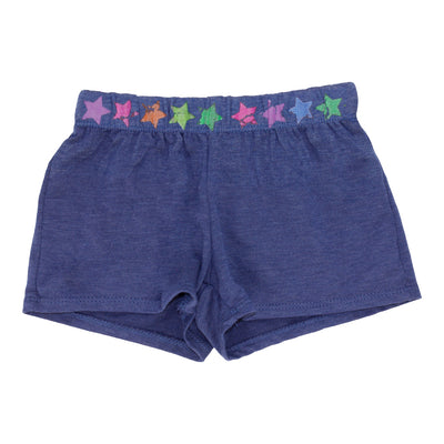 Short with Neon Stars