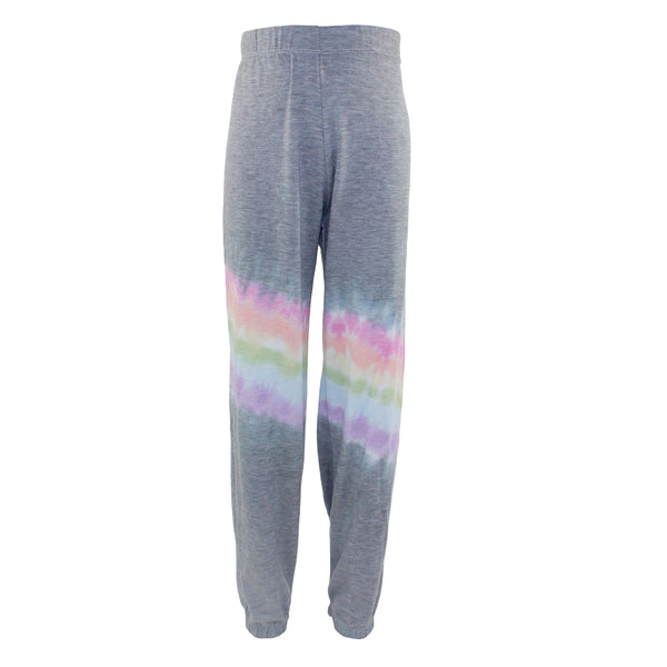 Push Up Pant with Rainbow Stripe