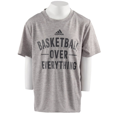 Basketball Over Everything Short Sleeve Tee