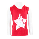 Muscle Tank with White Star