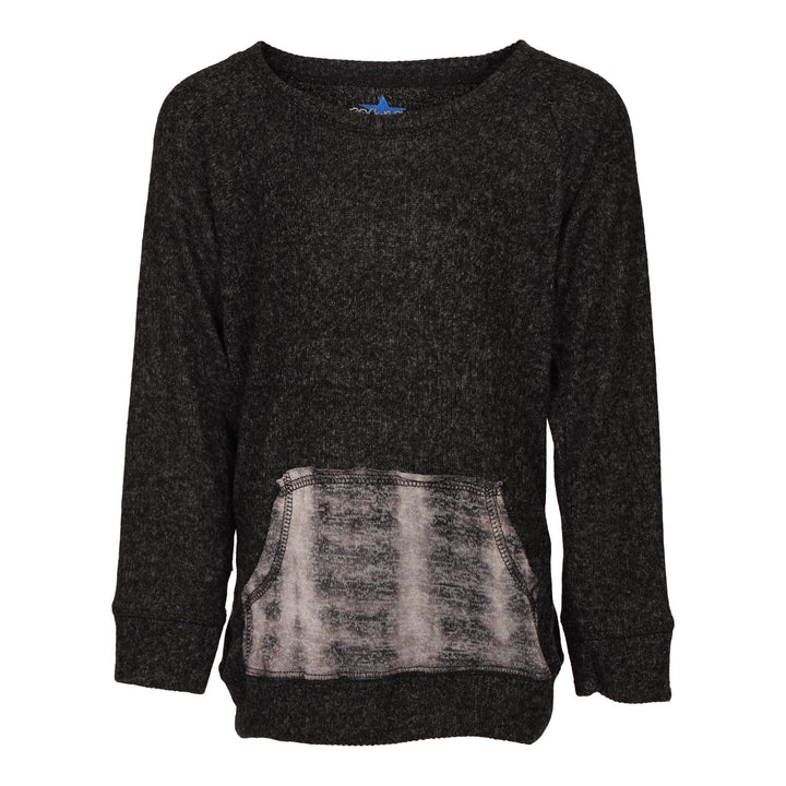 Pocket Hacci Sweatshirt