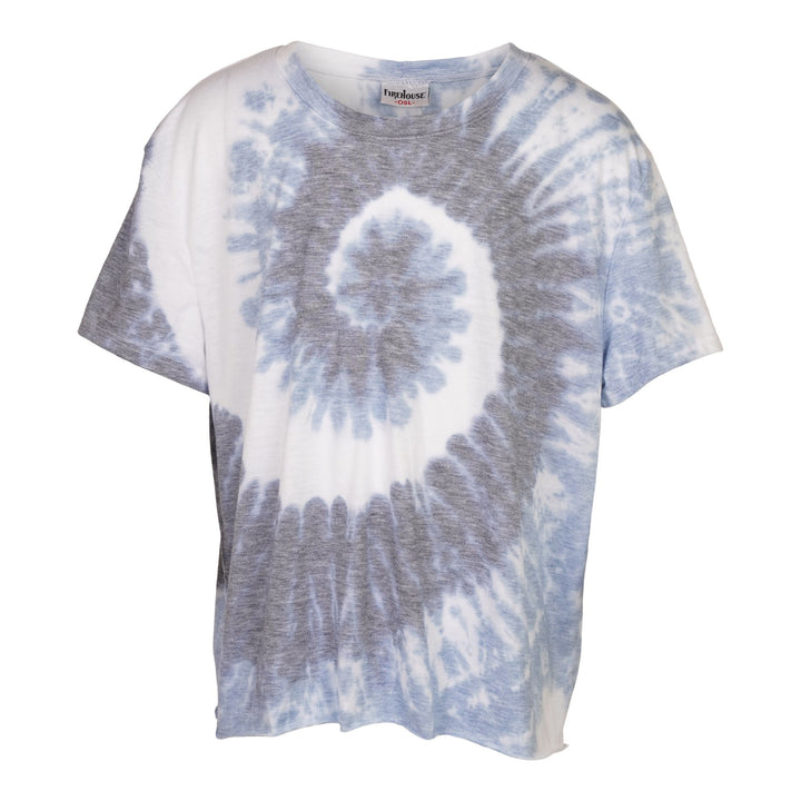 Full Moon Tie Dye Crop Tee