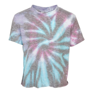 Ruby Tie Dye Short Sleeve Tee