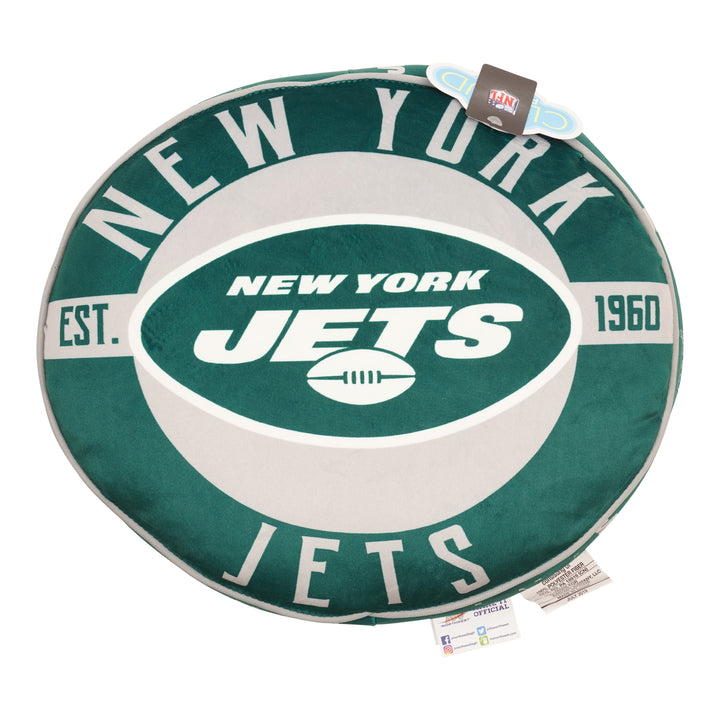 Jets Cloud Pillow