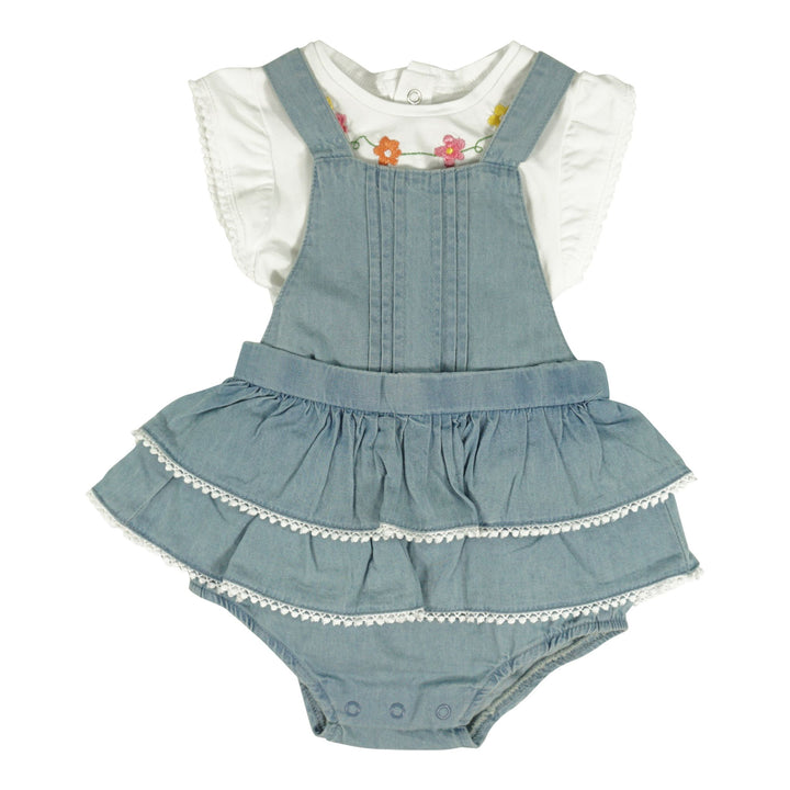 2pc Denim Set
