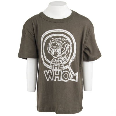 The Who Tiger Short Sleeve Tee