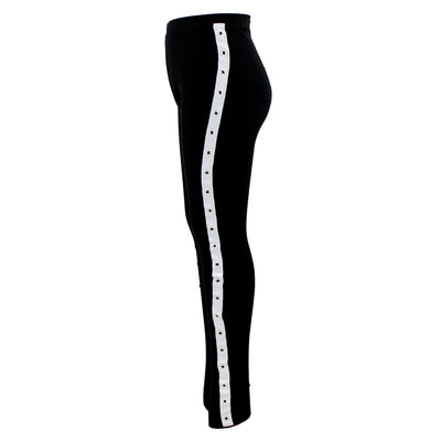 Legging with White Tapping