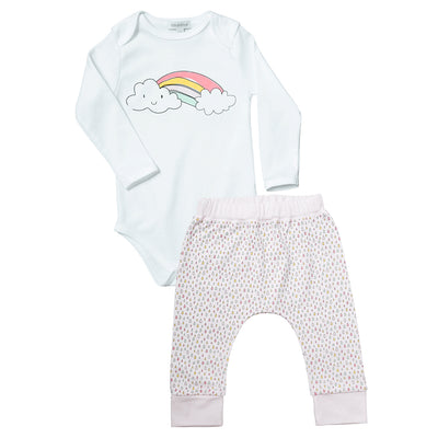 2pc Set Rainbows