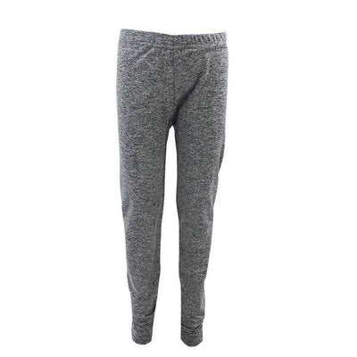 Black and White Heathered Legging