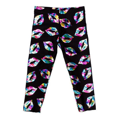 Legging with Multi Foil Lips
