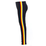 Legging with Rainbow Stripe