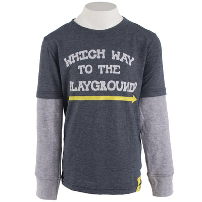 Playground Layer Tee