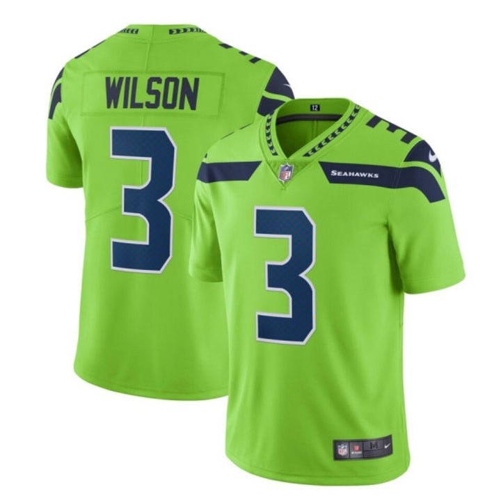 Wilson/Seahawks Color Rush Jersey