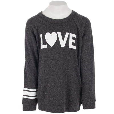 Long Sleeve Hacci with Love