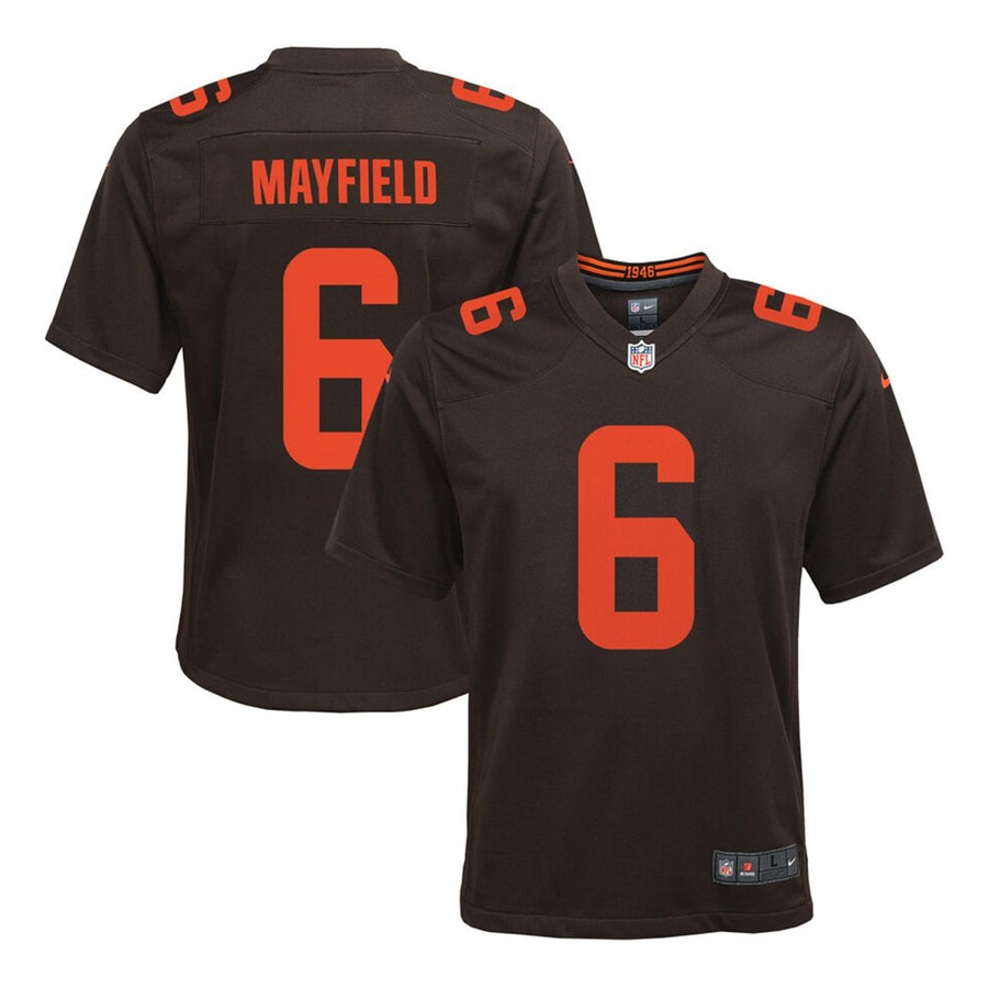 Mayfield/Browns New Alternate Jersey
