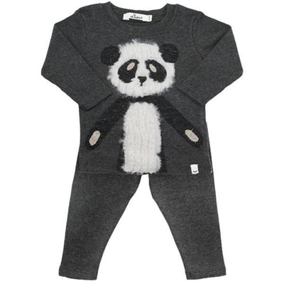 Two Piece Set Panda Bear