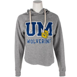 Michigan Crop Hoody