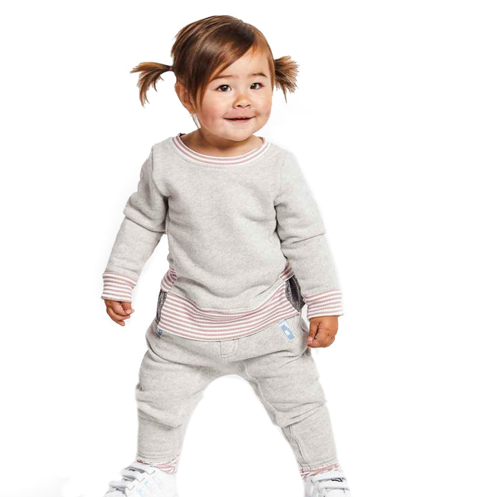 Jett Sweatshirt and Pau Jogger Set