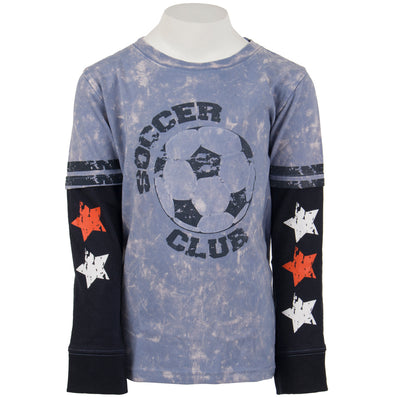 Soccer Club Layer Tee