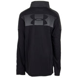 Textured Tech 1/4 Zip Top