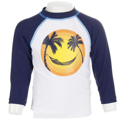 Happy Hammock Long Sleeve Rashguard