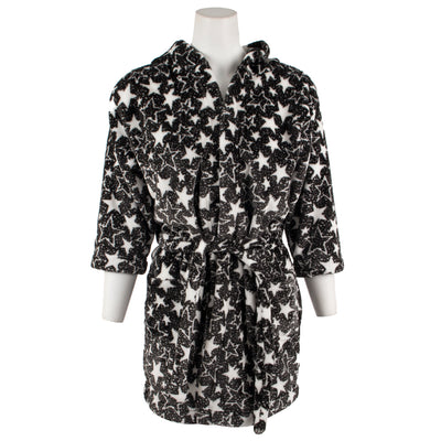 Black Robe with Stars
