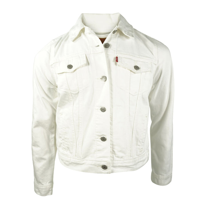 Original White Lie Trucker Denim Jacket