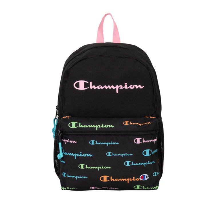 Champion Script Logo Youth Backpack
