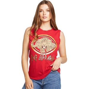 Dep Leppard Animal Muscle Tank