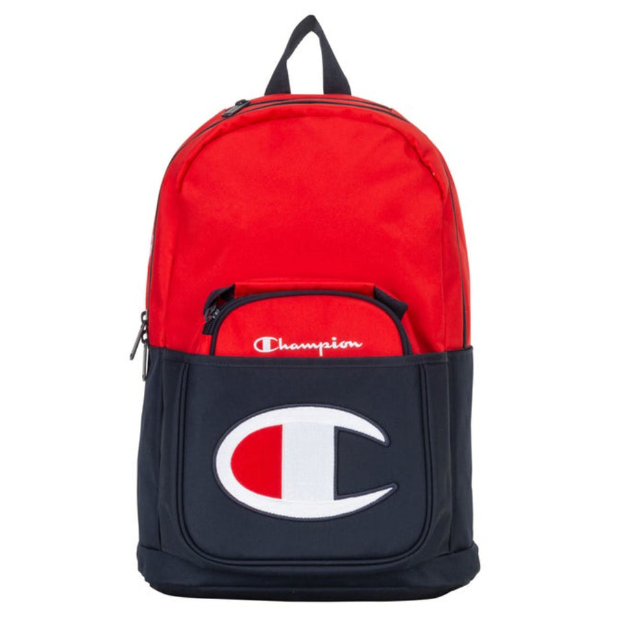 Youth Supercise Backpack With Lunch Bag