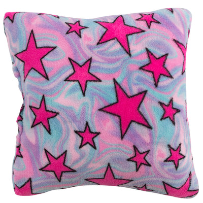 Square Pillow Swirl Star