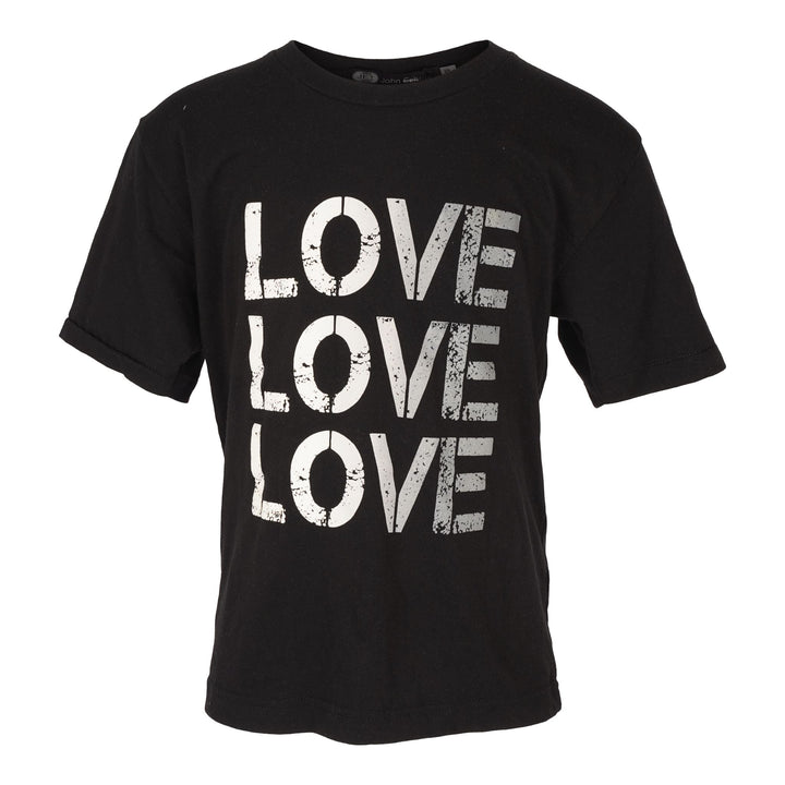 Love Short Sleeve Boy Fitted Tee