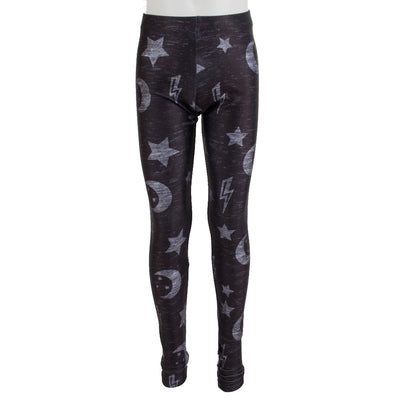 To The Moon Back Legging