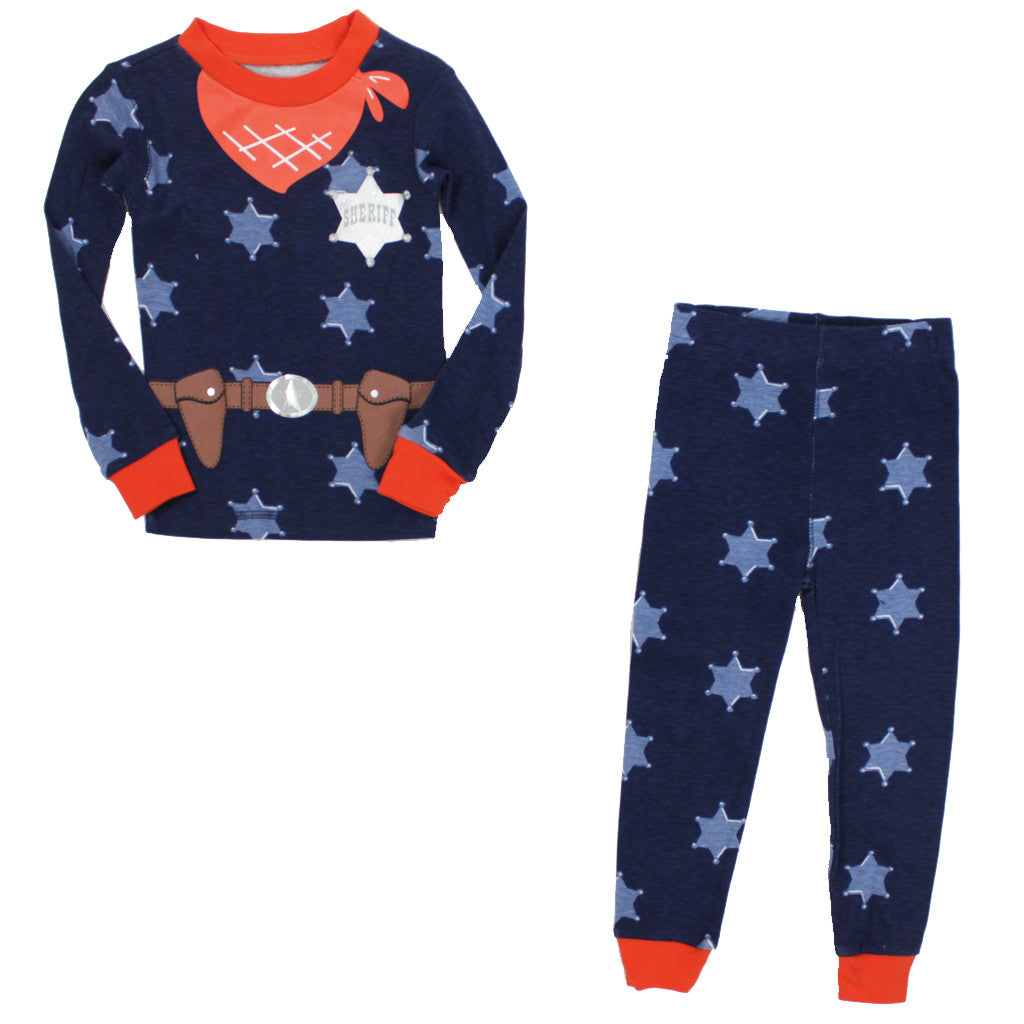 Sherriff Cowboy 2 Piece Set