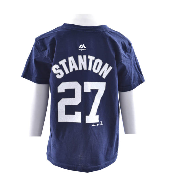 Stanton Name and Number Tee