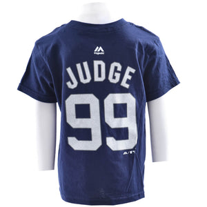 Judge Name & Number Tee