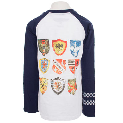 Badges Raglan