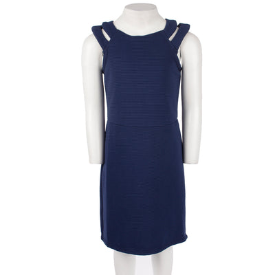 Sleeveless Cut Out Strap Dress